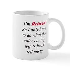 Wife's Voice Mug