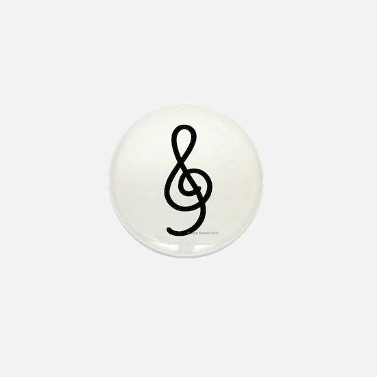 Treble Mini Button (10 pack)