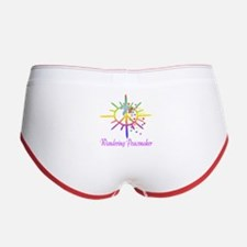 Wandering Peacemaker Women's Boy Brief