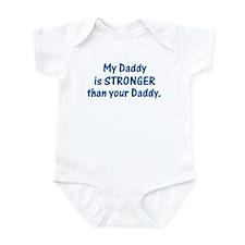 USA POWERLIFTING Infant Bodysuit