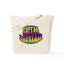 Copper Mountain Hippy Trippy Tote Bag