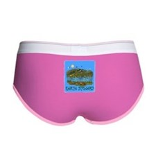 Earth Steward Women's Boy Brief