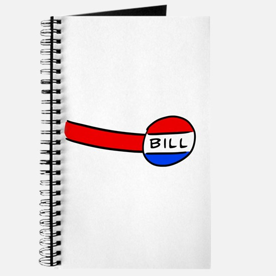 Now You're a Bill Journal