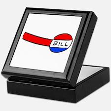 Now You're a Bill Keepsake Box