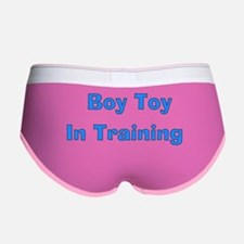 Boy Toy In Training Women's Boy Brief