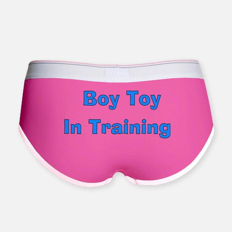Boy Toy In Training Women's Boy Brief