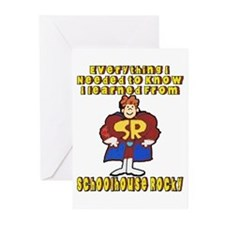 Schoolhouse Rocky Greeting Cards (Pk of 10)