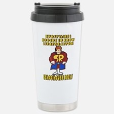 Schoolhouse Rocky Stainless Steel Travel Mug