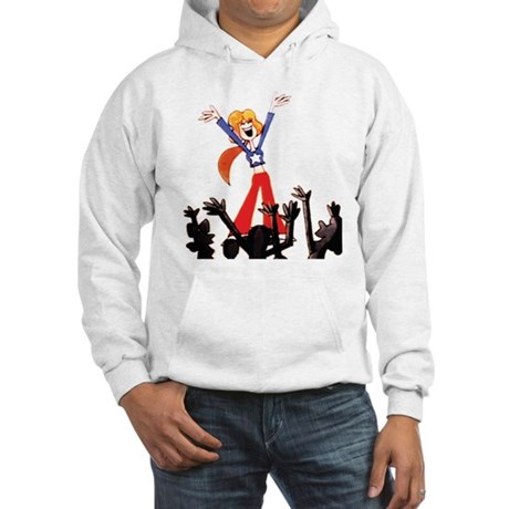 School House Rocks! Suffrage Hooded Sweatshirt