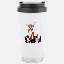 School House Rocks! Suffrage Travel Mug