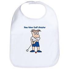 Pee Wee Golf Master  Bib