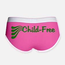 Child Free Women's Boy Brief