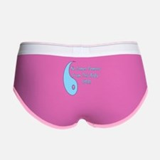 No Semen Demons Women's Boy Brief