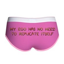 No Breeder Ego Women's Boy Brief