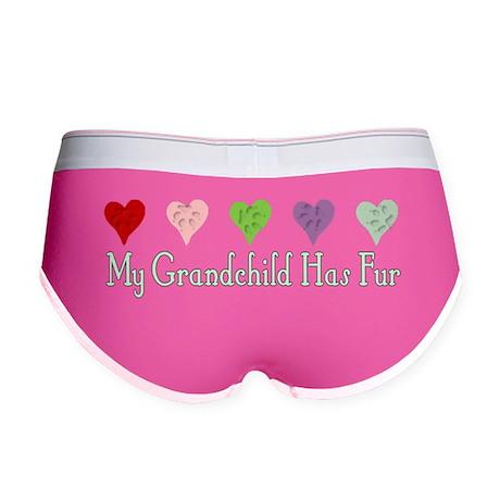Furry Grandchild Women's Boy Brief