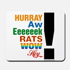 Interjections! Mousepad