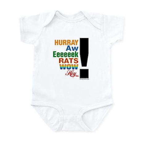Interjections! Infant Bodysuit