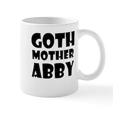 Goth mother Abby Mug
