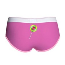 Swirly Lollipop Women's Boy Brief