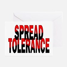 Spread Tolerance Greeting Cards (Pk of 10)