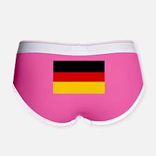 Germany Flag Women's Boy Brief