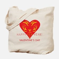 Happy Valentine's Day! Tote Bag