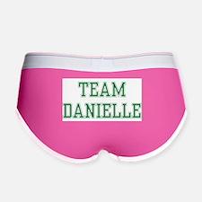 TEAM DANIELLE Women's Boy Brief