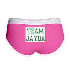 TEAM JAYDA Women's Boy Brief