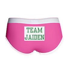 TEAM JAIDEN Women's Boy Brief
