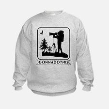 GONNADOTHIS.COM-Nature Photog Sweatshirt