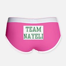 TEAM NAYELI Women's Boy Brief