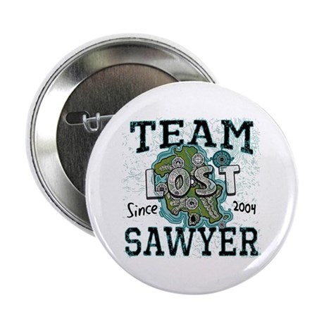 "Team Sawyer 2.25"" Button"