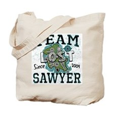 Team Sawyer Tote Bag