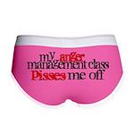 Anger Management Class Women's Boy Brief