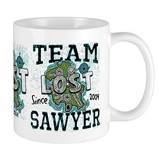 Team Sawyer Small Mug