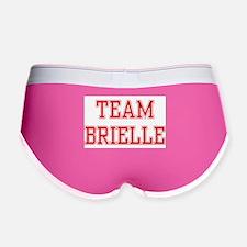 TEAM BRIELLE Women's Boy Brief