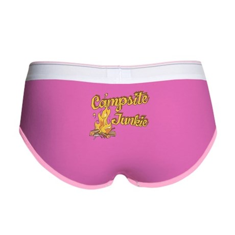 Campsite Junkie Women's Boy Brief