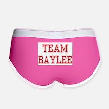 TEAM BAYLEE Women's Boy Brief