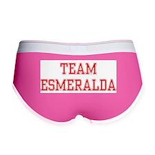 TEAM ESMERALDA Women's Boy Brief