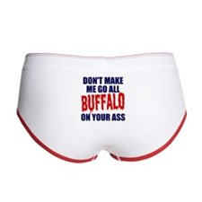 Buffalo Football Women's Boy Brief