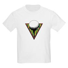 Fancy Golf  Kids T-Shirt