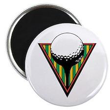 Fancy Golf Magnet