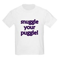 Snuggle Your Puggle T-Shirt