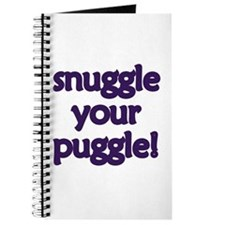 Snuggle Your Puggle Journal