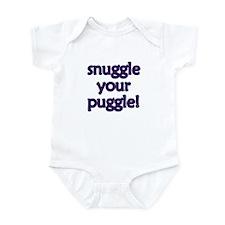 Snuggle Your Puggle Infant Bodysuit