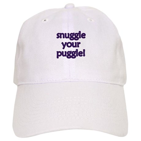 Snuggle Your Puggle Cap