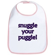 Snuggle Your Puggle Bib