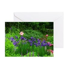 Iris & Peony Greeting Cards (Pk of 10)
