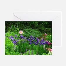 Iris & Peony Greeting Cards (Pk of 10)