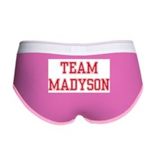 TEAM MADYSON Women's Boy Brief